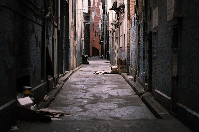 Perbedaan Street Photography