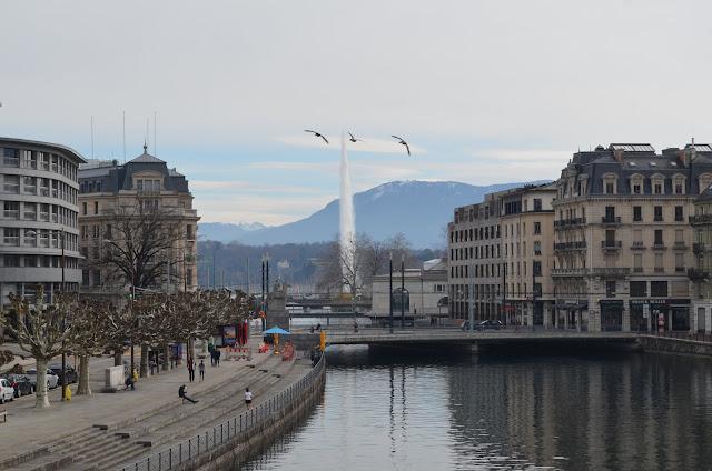 Onde ficar hospedado em Genebra?