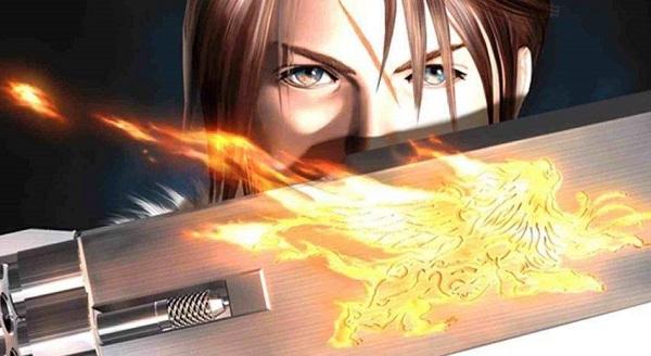 هذه هي الحالة الوحيدة التي يمكن الحصول فيها على نسخة ريميك Final Fantasy VIII