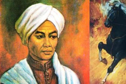 Kisah Pangeran Diponegoro Wakil Utusan Khilafah Ustmaniyyah Melawan Belanda