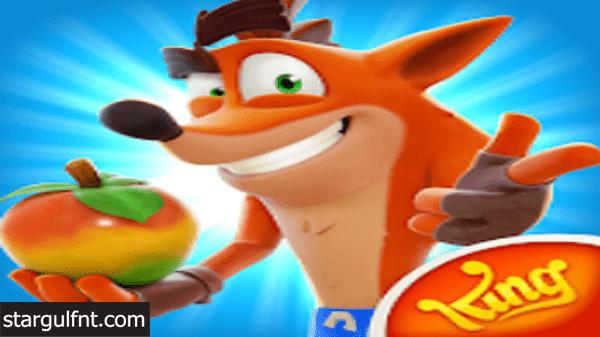 تحميل لعبة كراش بانديكوت Crash Bandicoot Run للأيفون والأندرويد APK