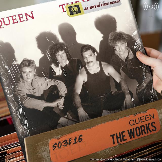 podcast já ouviu esse disco queen the works album review critica download