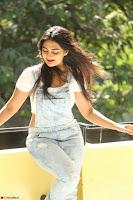 Neha Deshpande in Spicy Denim Jumpsuit and Whtie Crop Top March 2017 119.JPG
