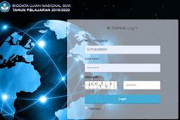 Informasi Reset Ulang Password BIOUN SMA dan SMK Jateng 2019/2020