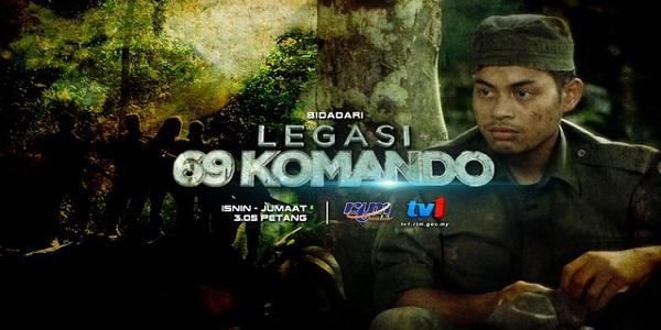 Legasi 69 Komando (2018)