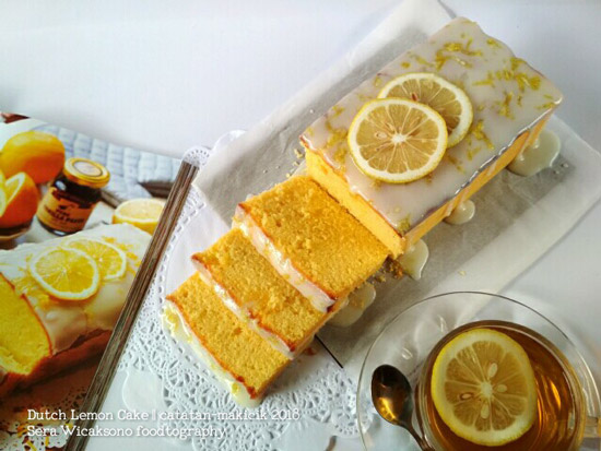 jenis butter cake