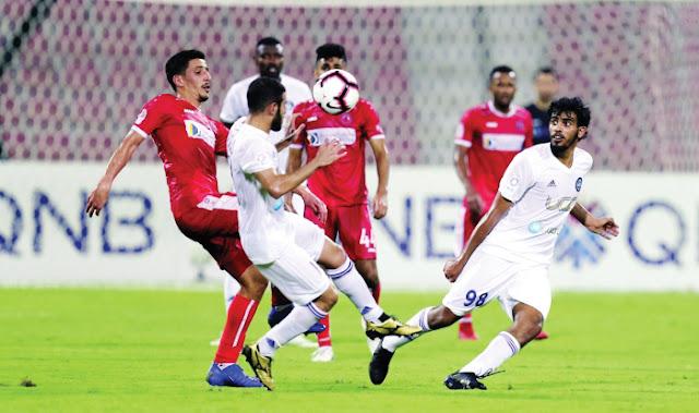 مشاهدة مباراة العربي والسيلية بث مباشر اليوم 13-08-2020 بالدوري القطري