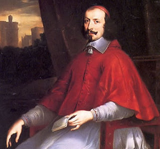 Jules Mazzarin moved to France to work as a diplomat under Cardinal Richelieu in 1640
