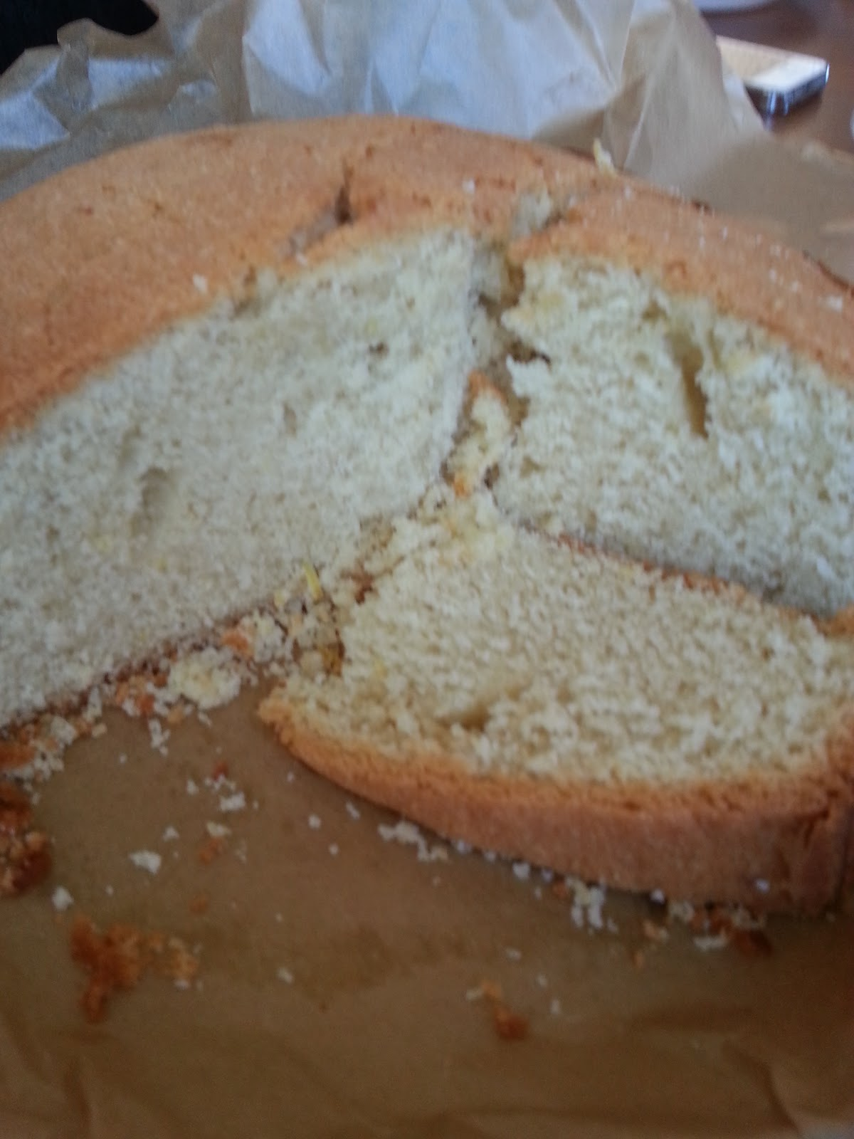Madeira Cake Recipe By Mary Berry