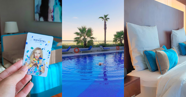 Novotel Al Barsha Hotel review