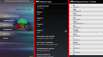 Cara Main PS1 di Android Pakai Stik.