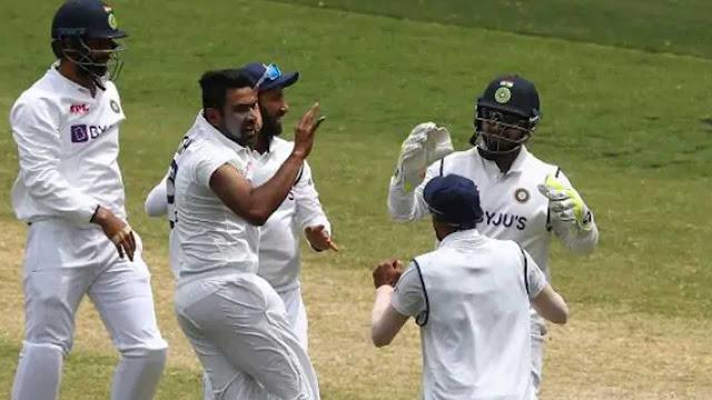Ashwin broke Muttiah Muralitharan's big record