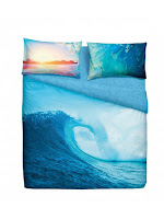 Ocean Wave de Bassetti Imagine. Funda nórdica