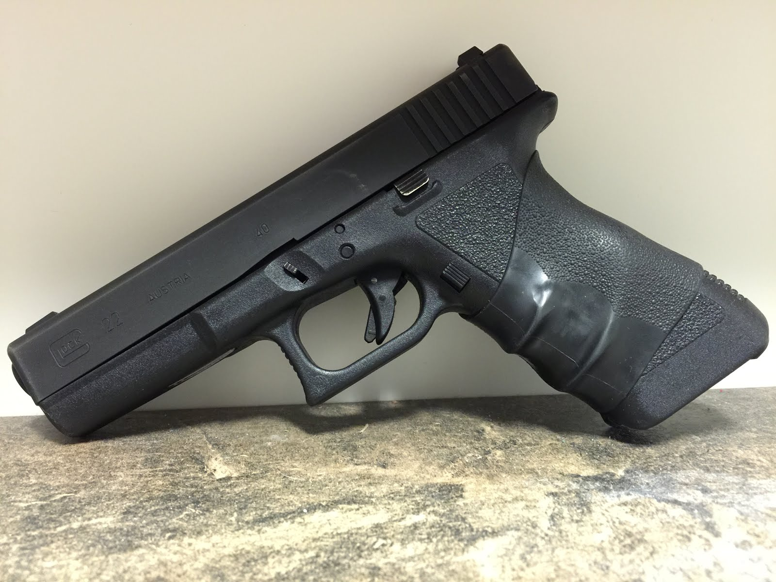 Joe Wheeler's Blog: Glock 19 MOS with Burris Fastfire 3 Review
