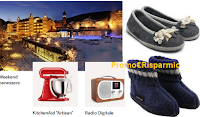 Logo NaturalLook: vinci KitchenAid, Radio digitale e weekend Benessere''