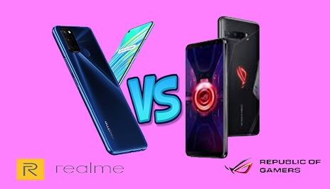 Compare: Realme C17 vs ASUS ROG Phone 3: Baterai 6000mAh, RAM 16GB