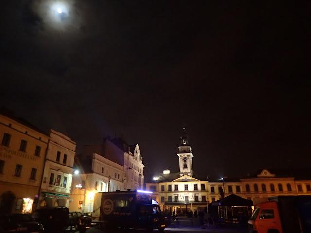 Starówka w Cieszynie (8.04.2017)