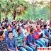 নগরকান্দা পৌরসভার নির্বাচন উপলক্ষে মেয়র প্রার্থী আজাদ হোসেনের উঠান বৈঠক
