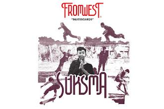 SUKSMA a video by Fromwest Skateboards