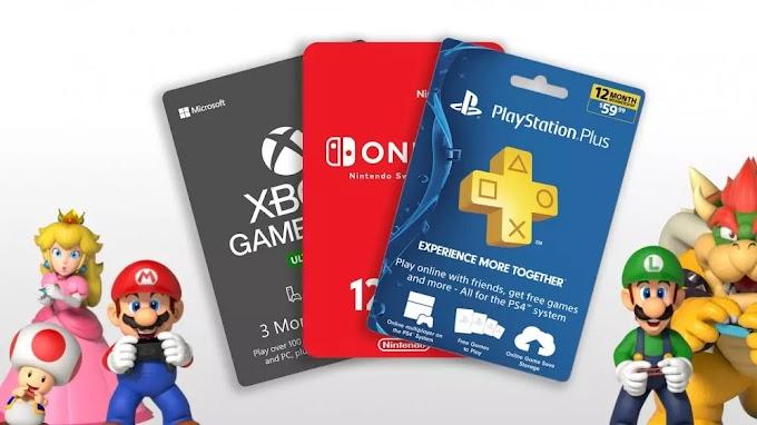 ¿Regalaras una consola de juegos? ¡No olvides la suscripción!