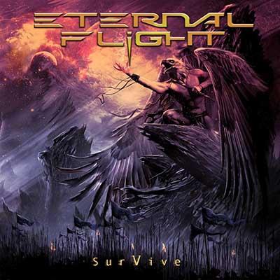 """Ο δίσκος των Eternal Flight """"SurVive"""""""