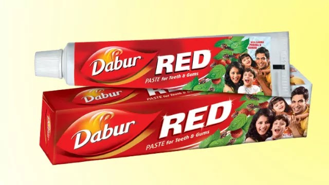 Dabur Red Toothpaste Free Sample