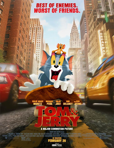 bajar Tom y Jerry gratis, Tom y Jerry online