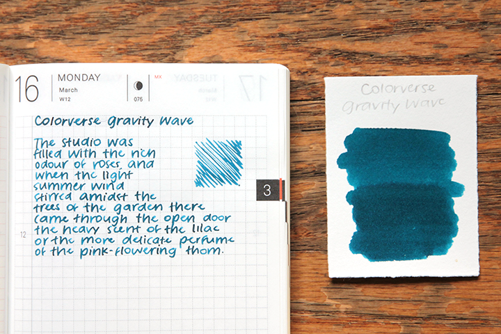 review: colorverse astrophysics gravity wave
