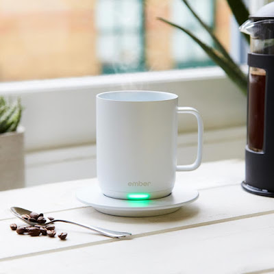 Temperature Control Smart Mug for mother's day gift