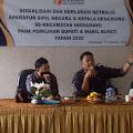 Bawaslu Indramayu Deklarasi netralitas ASN