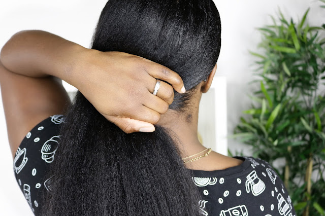 Relaxer Update: Why I don't Relax 'Bone Straight' | www.Hairliciousinc.com