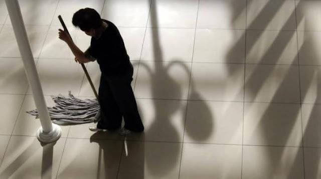 Στα βαρέα και ανθυγιεινά οι σχολικές καθαρίστριες