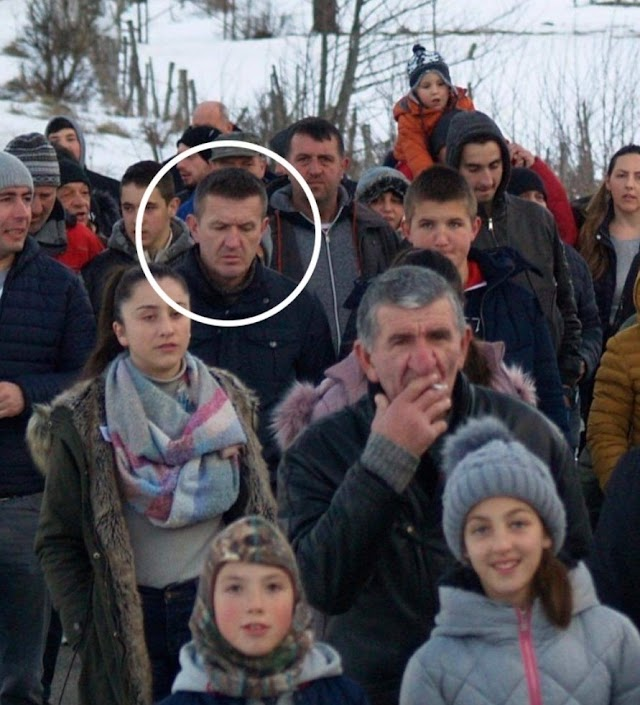 Potpredsjednik opštine Plav i funkcioner SD-a svakog četvrtka i nedjelje ide na litije