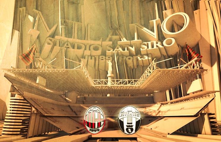 Serie A 2016/17 / 9. kolo / Milan - Juventus, subota, 20:45h