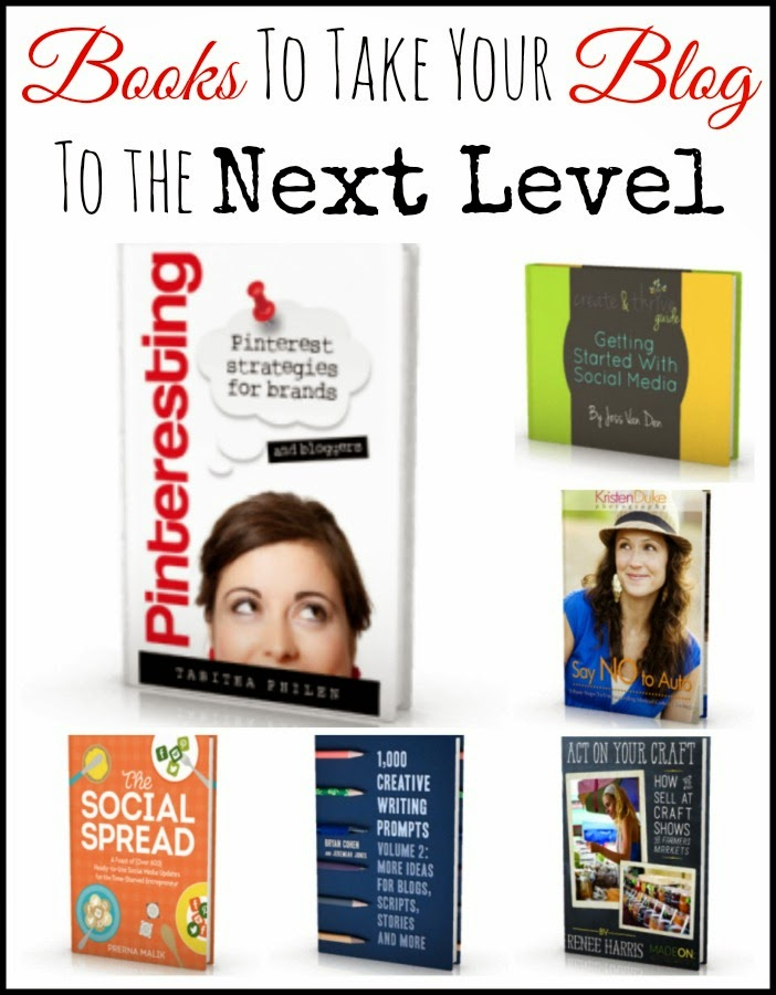 books to take your blog to the next level