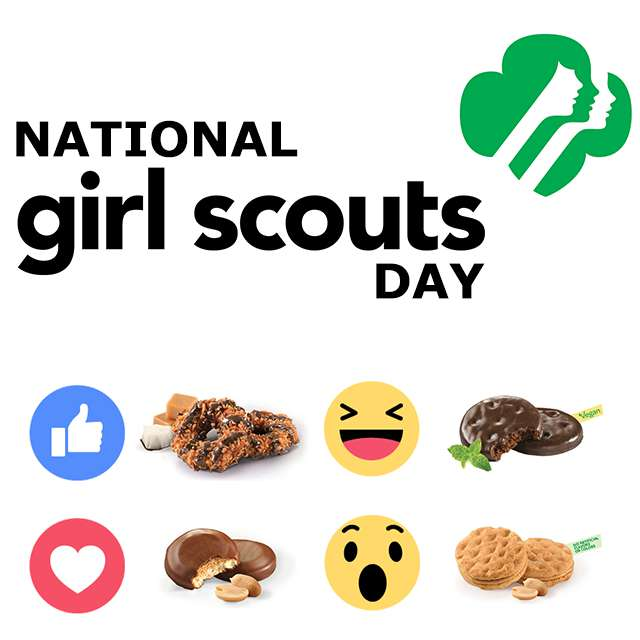 National Girl Scout Day Wishes