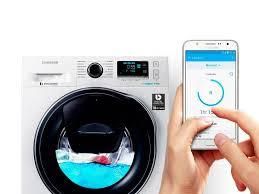 Lavadora inteligente Samsung AddWash