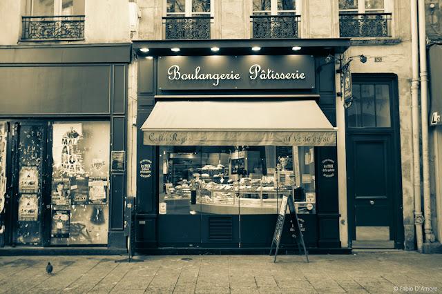 Boulangerie-Parigi