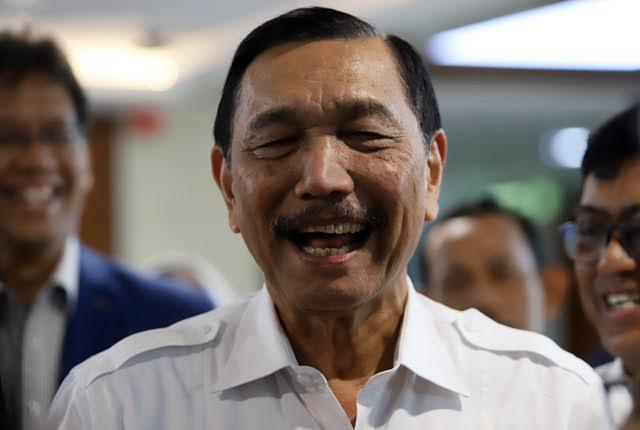Luhut Sindir Para Pengkritik; Jangan-jangan Kalau Sudah Masuk Pemerintahan Korupsi Pula Dia