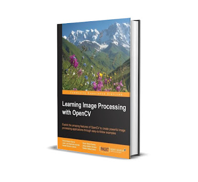 Free Book Learning Image Processing with OpenCV