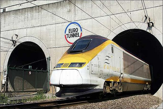 channel tunnel wikipédia
