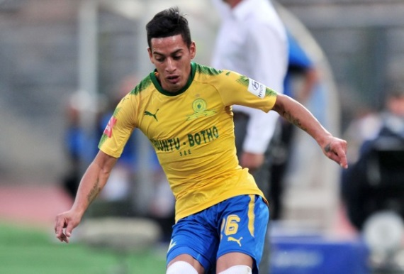 This will be Gaston Sirino's first full season as a Sandawana