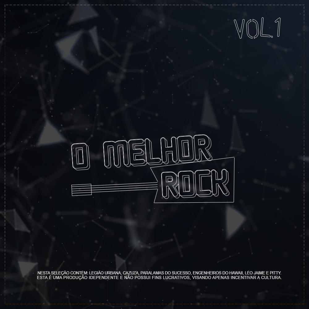 VA – O Melhor do Rock: Vol. 1 – 2016