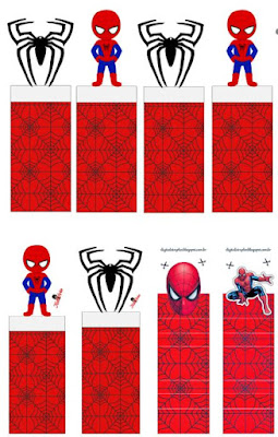 photo about Printable Spiderman called Spiderman Cost-free Printables. - Oh My Fiesta! within just english
