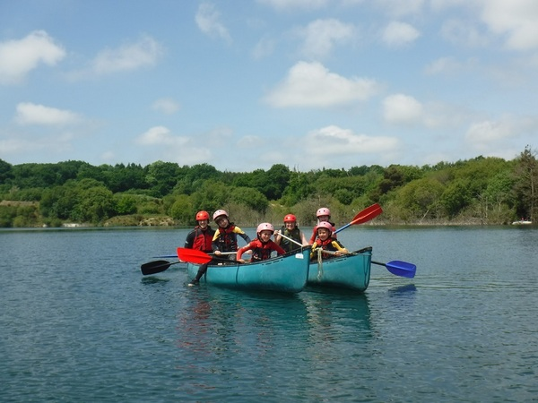 Meeth Quarry Water Sports Day