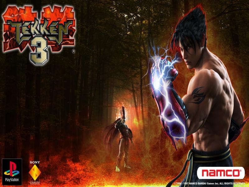 Download Tekken 3 Game PC Free