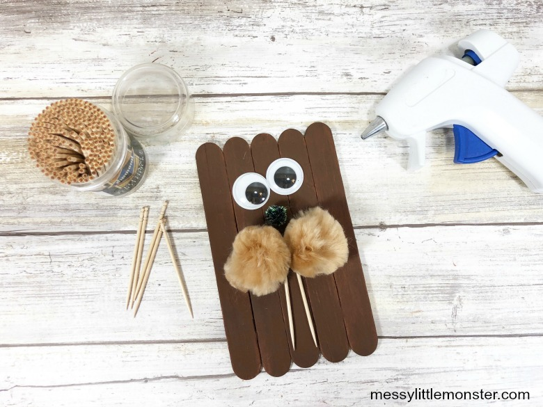Arctic Animal Walrus Craft