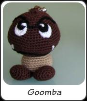 Goomba amigurumi