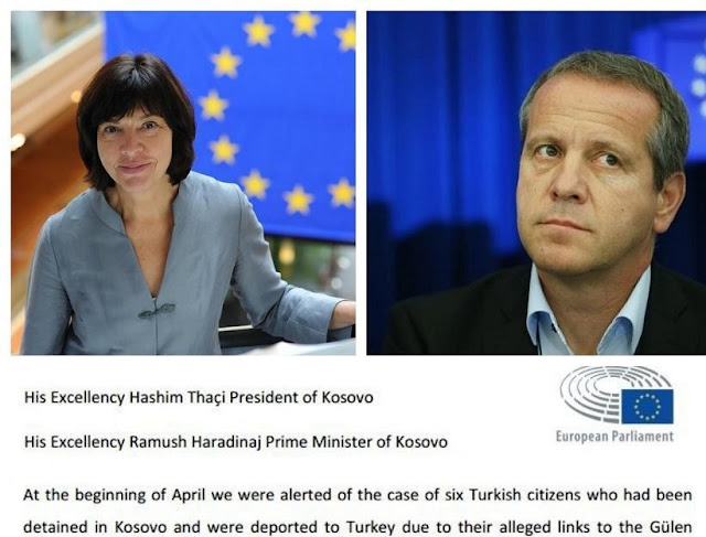 MEPs criticize Thaci and Haradinaj for the deporting of 6 'Gülenists' to Turkey