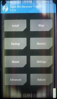 twrp recovery की मदद से phone root कैसे करे